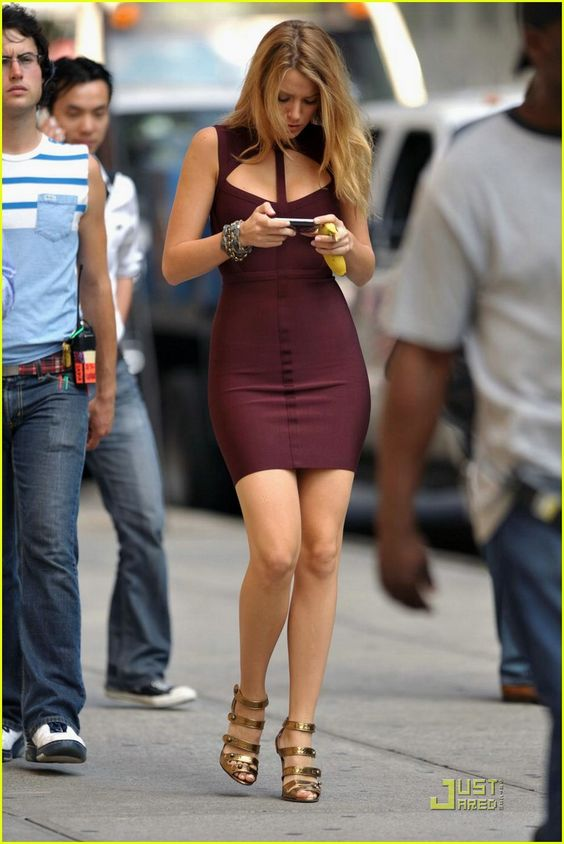 Blake Lively Isn't A Slave To Her Style Icon | blake lively slave style icon 10 - Photo