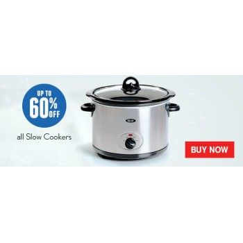 Up to 60% OFF Sale on All Slow Cookers @ Briscoes - Bargain Bro