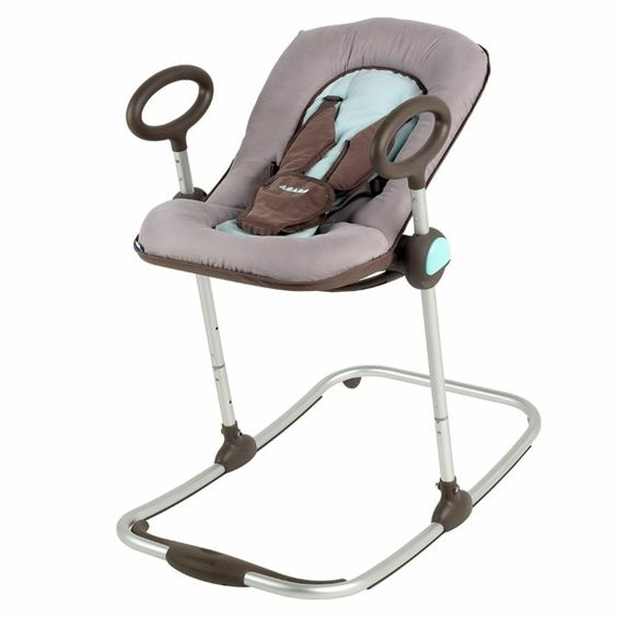 modern baby swing with many functions