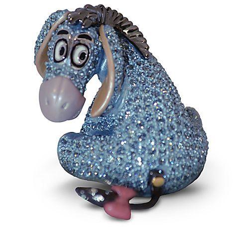 Limited Edition Jeweled Eeyore Figurine by Arribas | Figurines & Keepsakes | Disney Store