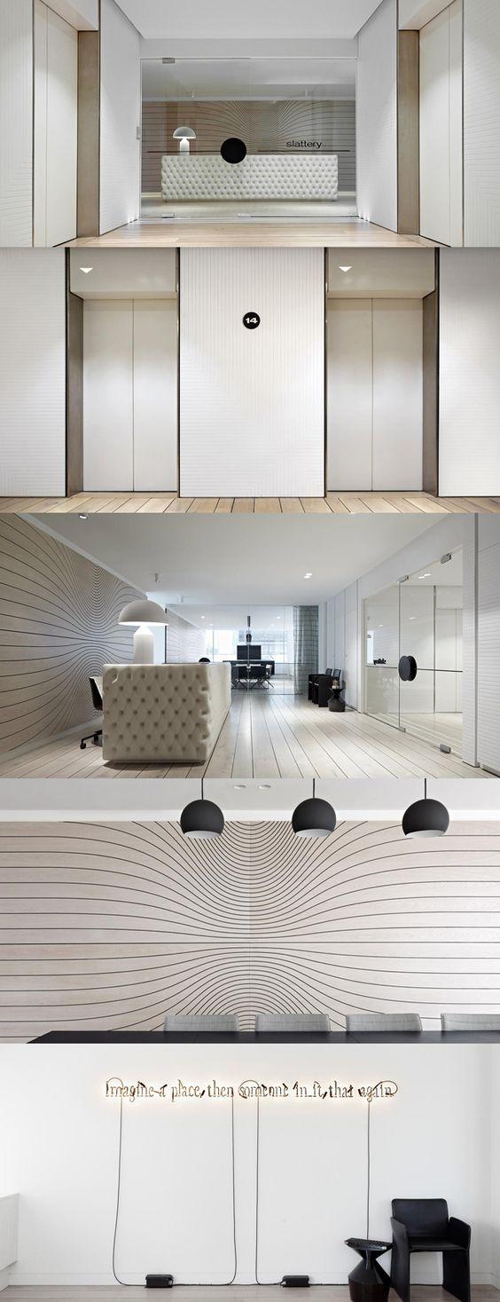 Slattery Australia Office by Elenberg Fraser Architecture