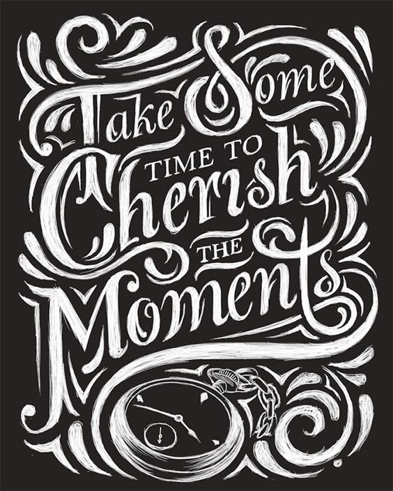 Typography home decor quotes and creative typography on for Mural lettering