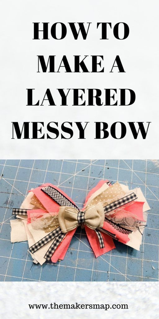 Messy Bows