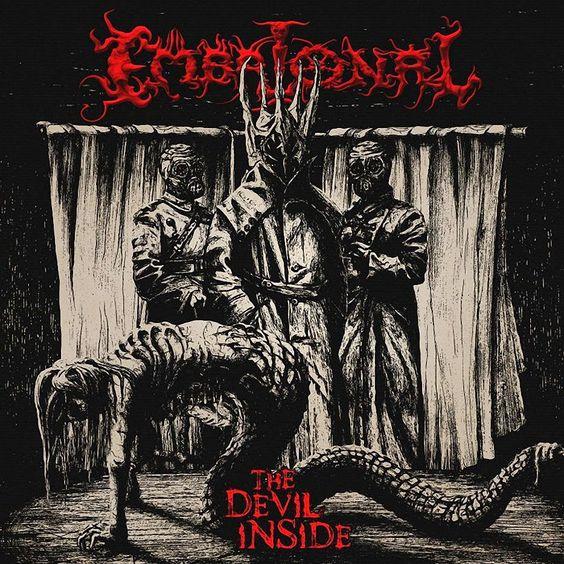 THRASHDEATHGERA: Embrional - The Devil Inside (2015),Death Metal
