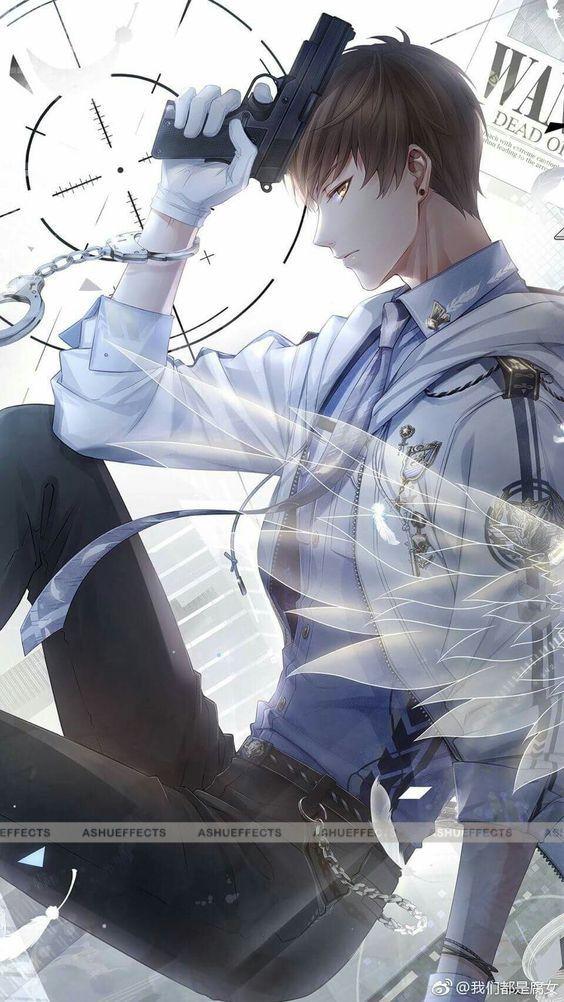 Pin On Anime Boysss