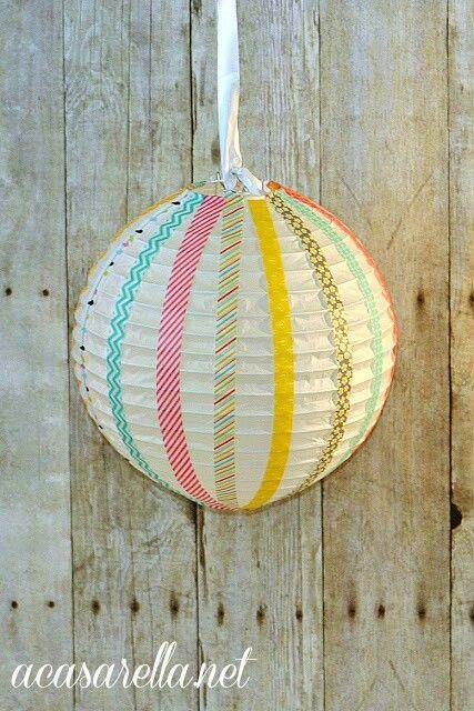 DIY Decorative Ball