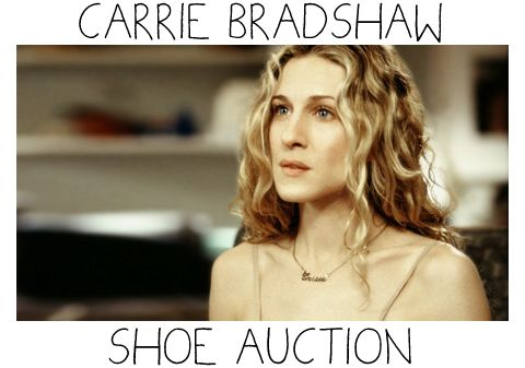 Sex And The City Shoe Auction