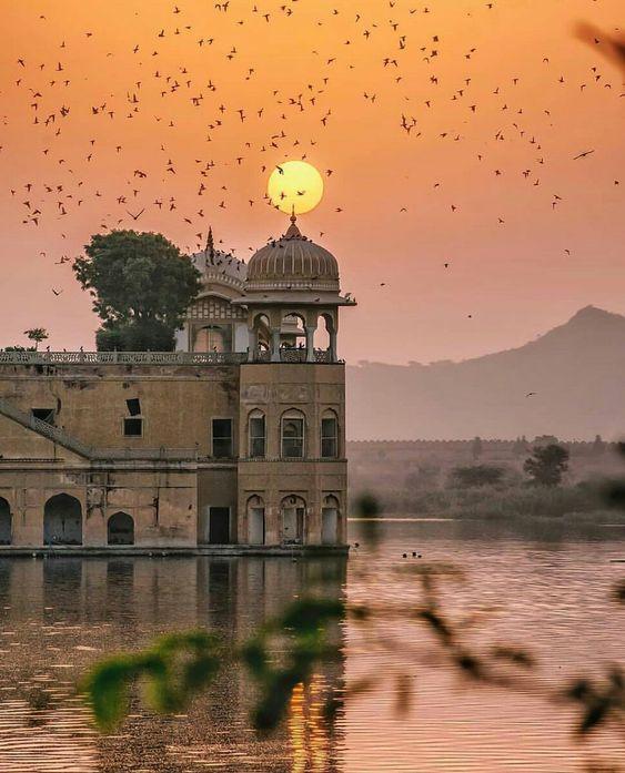 Jal Mahal, Jaipur Rajasthan