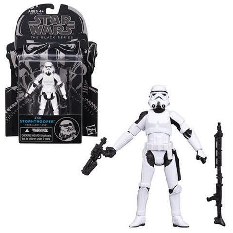 Star Wars Black Series Stormtrooper 3 3/4-Inch Action Figure