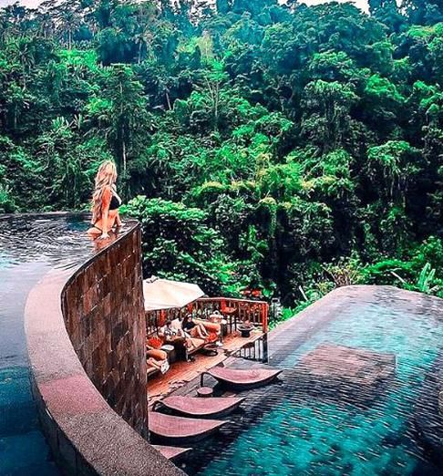 Hanging Gardens Of Bali Instagrammable Bali