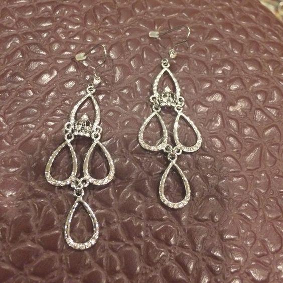 Earring Juicy couture. Silver Jewelry Earrings