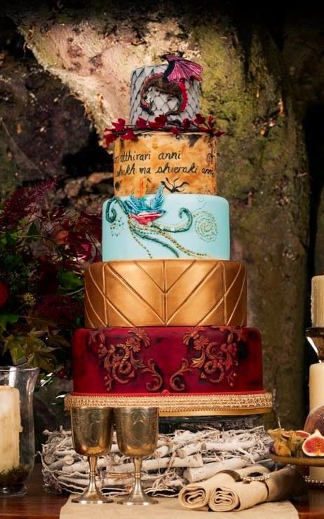 Game of Thrones wedding cake: Cakes Apon, Cakes Cupcakes, Awesome Cakes, Wedding Cakes, Creative Cakes, Apon Cakes, Cakes Game, Book Cakes