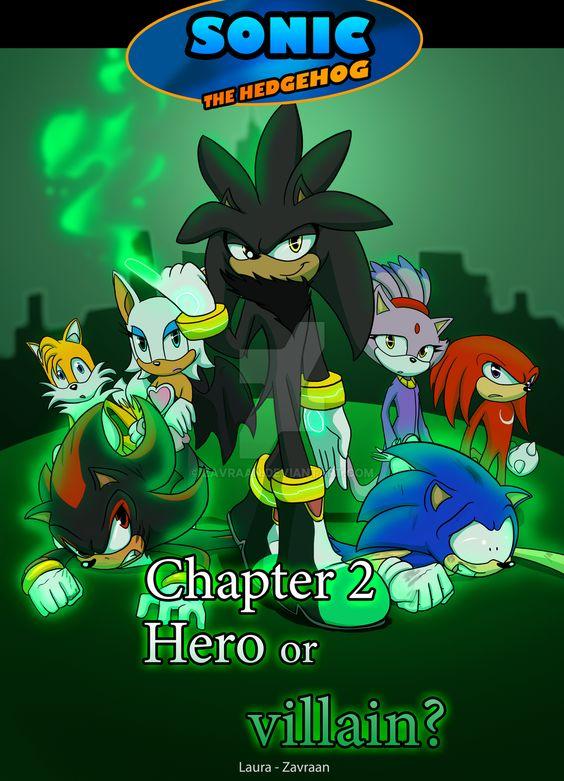 hero or villain test