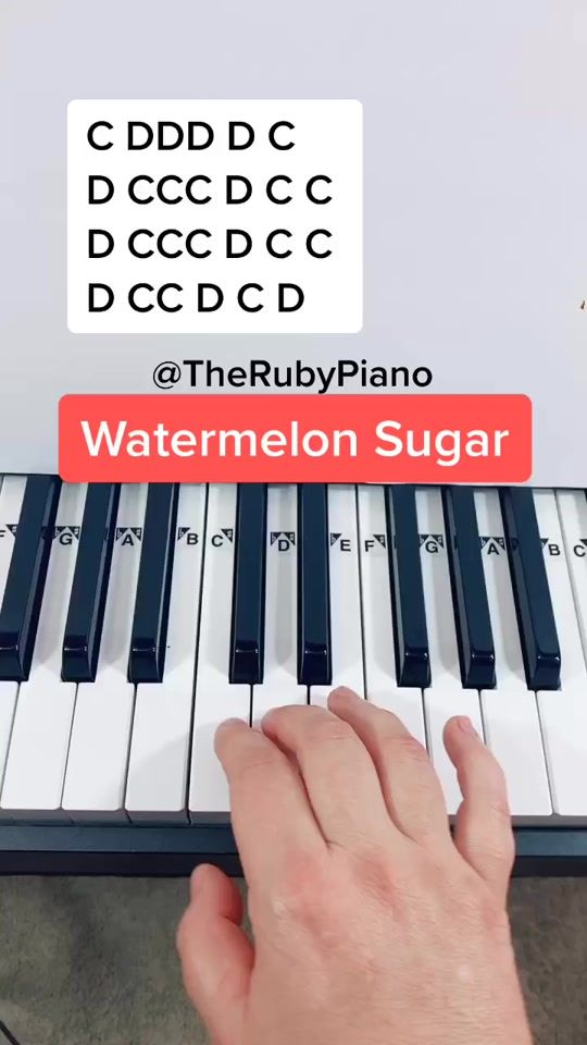 Therubypiano Therubypiano Official Tiktok Watch Therubypiano S Newest Tiktok Videos Piano Music Notes Piano Music Lessons Piano Songs