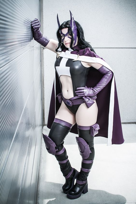 huntress cosplay (nailed it)