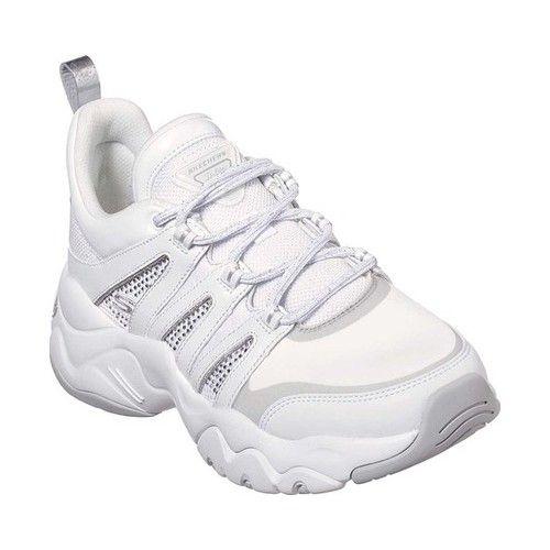 Skechers D'Lites 3.0 Intense Force Sneaker   Skechers d