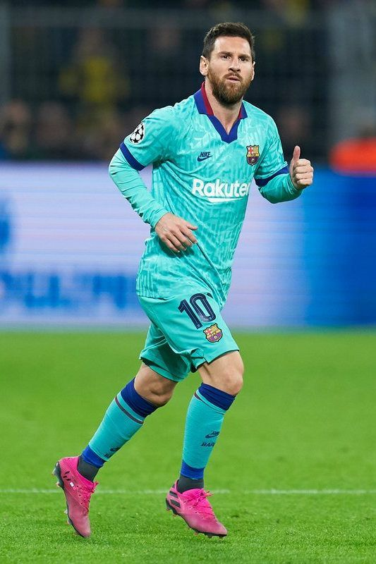 4 Titulares Champions Messi Soccer Barcelona Soccer Lionel Messi