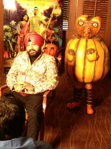 Daler Mehndi has fans that are out of this world!