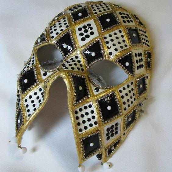 I <3 Etsy's BejeweledMasquerade.: