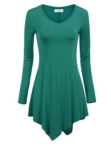 MBJ Womens Long Sleeve Handkerchief Tunic Top S JADE Made By Johnny http://www.amazon.com/dp/B00N47GCKS/ref=cm_sw_r_pi_dp_ni1Kwb12KHD7V
