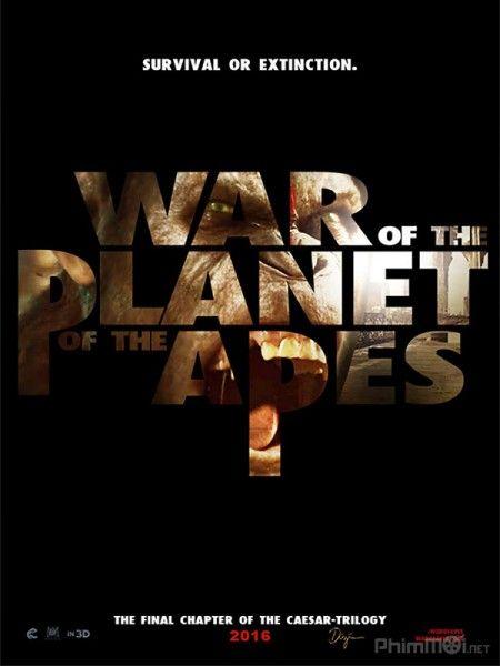 Cuộc chiến của Hành tinh khỉ - HD