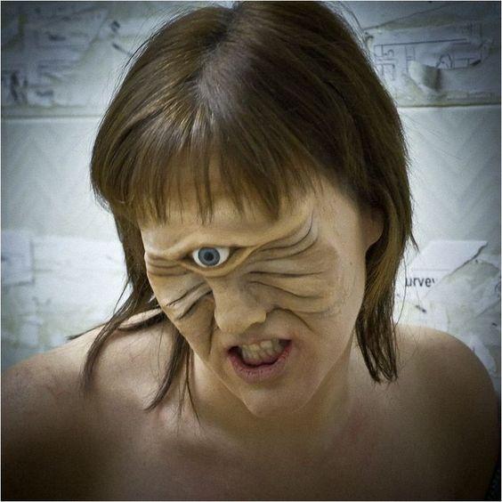 Prosthetic Makeup - CustomFangs.co.uk - HobbyFX.co.uk
