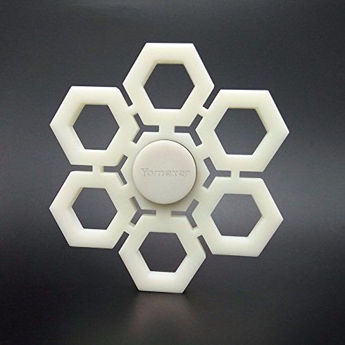 yomaxer fidget spinner toy 3d printing snowflake shape ed. Black Bedroom Furniture Sets. Home Design Ideas