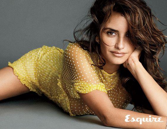 Penélope Cruz Joining Zoolander 2  Penelope Cruz, Sexiest Woman Alive, Esquire