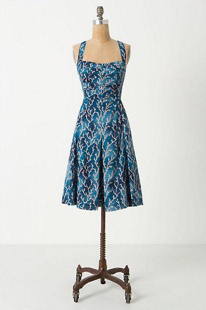 Acropora Dress #anthropologie