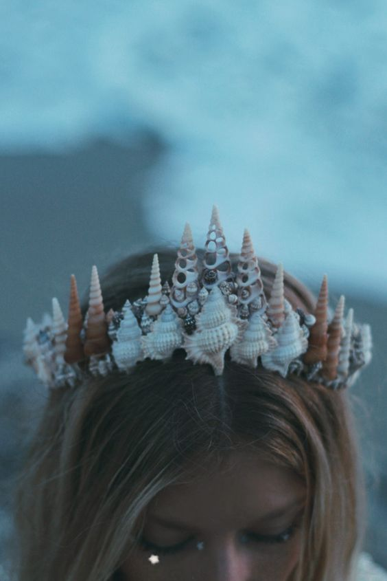 Wild & Free Jewelry | Sandy Shores Mermaid Tiara