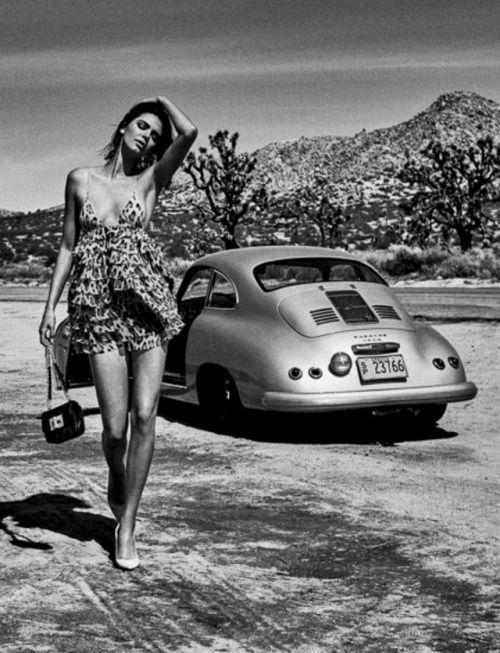 Kendall Jenner Attimi E Ricordi Kendall Jenner By Chriss Crolls X Elle Us 2018 Attimi E Ricordi Kendall Jenner Vintage Porsche Classic Porsche Porsche
