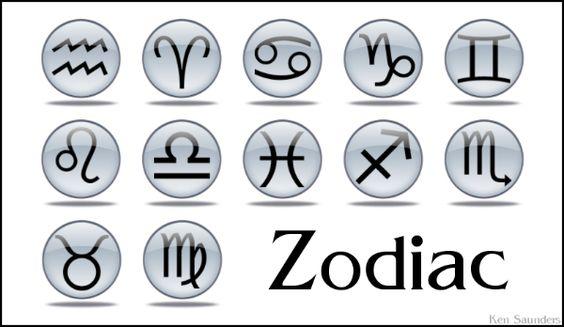 Zodiac Symbol Tattoos Tattoo Designs Of Symbols