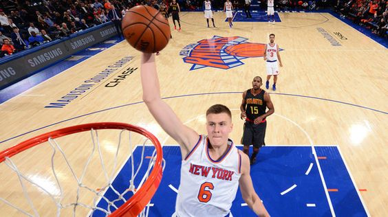 Kristaps Porzingis: The hero Knicks fans need but not the one they deserve