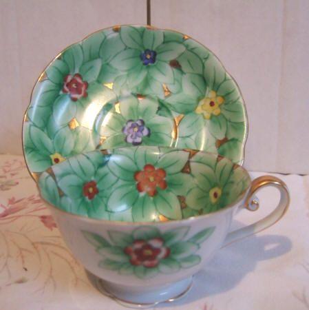 Ardalt Occupied Japan Tea Cup Set