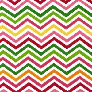 Ann Kelle - Remix Knits - Zig Zag Stripe in SPRING