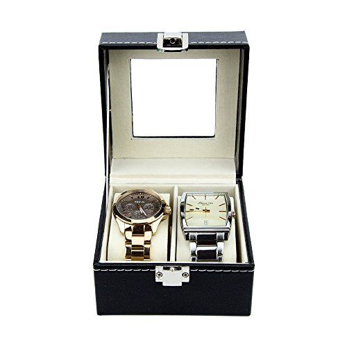 News Watch Box - Luxury PU Leather Boxes for Men or Women - Modern, Glass Top Organizing Watches (2 Slot)   buy now     $18.97  Watch Box - Luxury PU Leather Boxes for Men and Women - Beautiful Modern Design with Glass Top Organizing Watch Jewelry Case.... http://showbizlikes.com/watch-box-luxury-pu-leather-boxes-for-men-or-women-modern-glass-top-organizing-watches-2-slot/