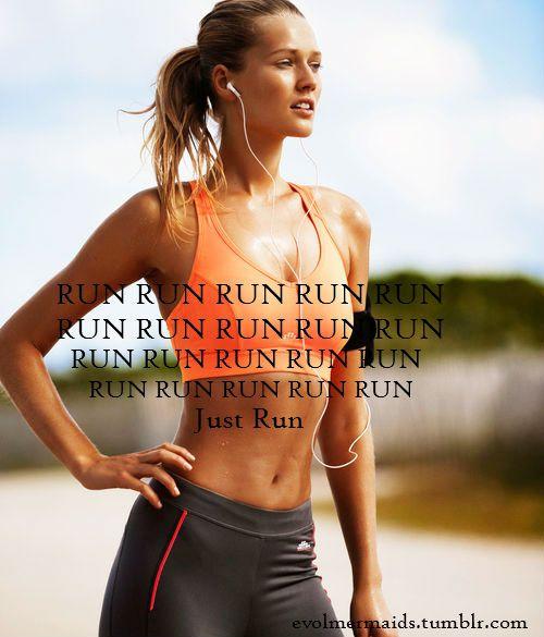 Just Run - Einfach Laufen und Spaß haben