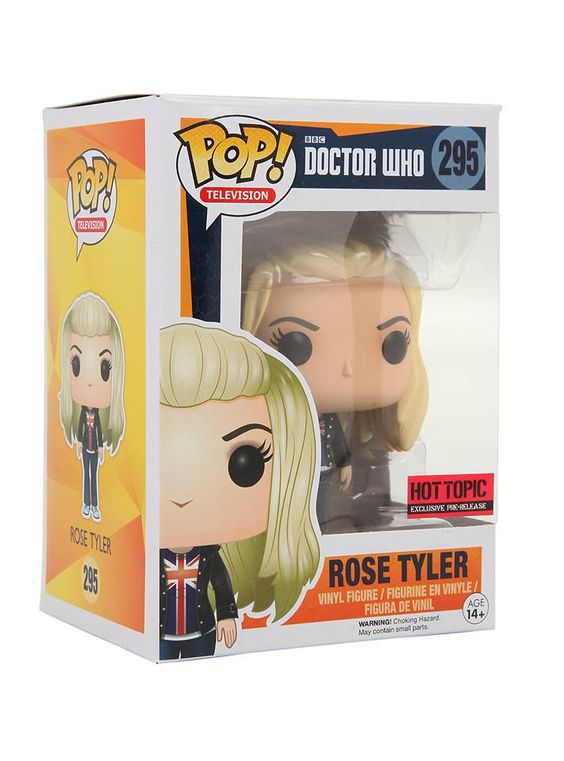 Doctor Who Pop! Rose Tyler Wave 2
