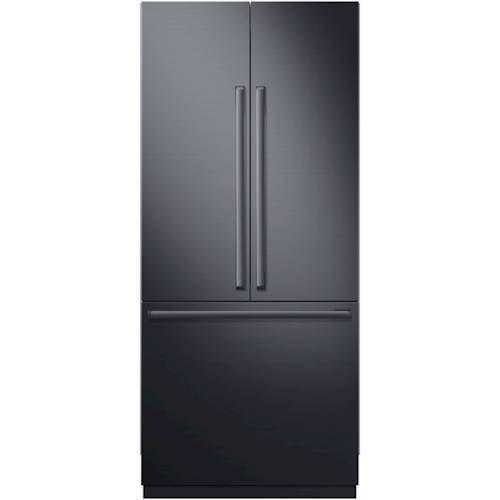 Matte Black Fridge Black Fridges Black Kitchens Black