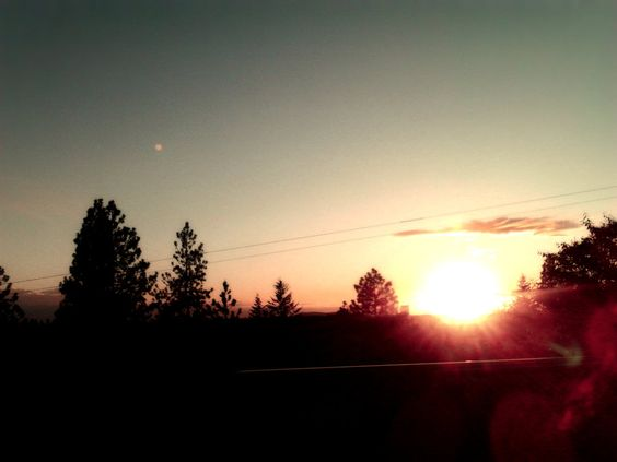 Just Another Sunset by ~katieraff on deviantART