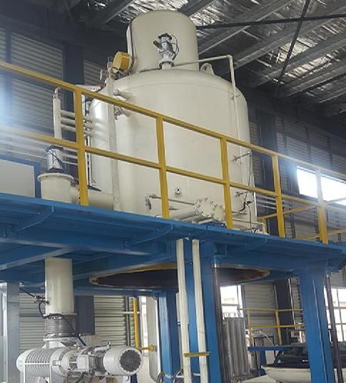 Vacuum Water Quenching Furnace For Titanium Alloy