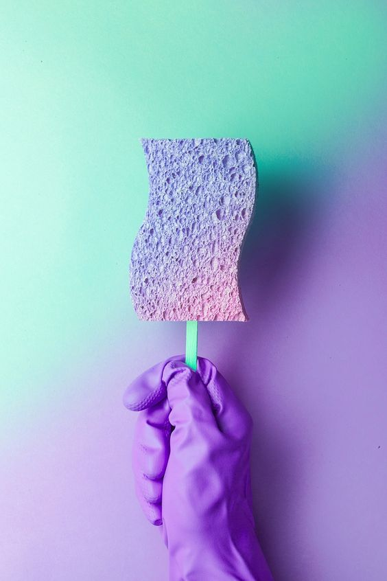 Softness: An artistic exploration of sponges and other cleaning products | Creative Boom: