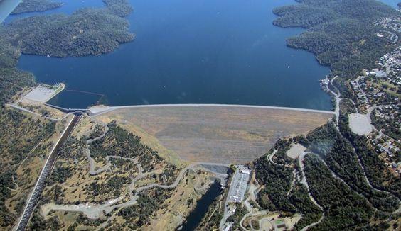 Oroville Dam   Oroville Dam, Oroville, CA.