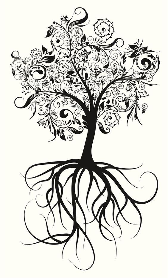 En Cuerpo y Arte ya te hemos mostrado algunos diseños de tatuajes de árbol, pero como los consejos nunca están de más, y las figuras para los tatuajes evolucionan cada d&