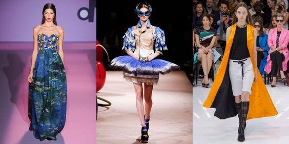 Paris Fashion Week Day 4 Bears some Fantastical Fruit!