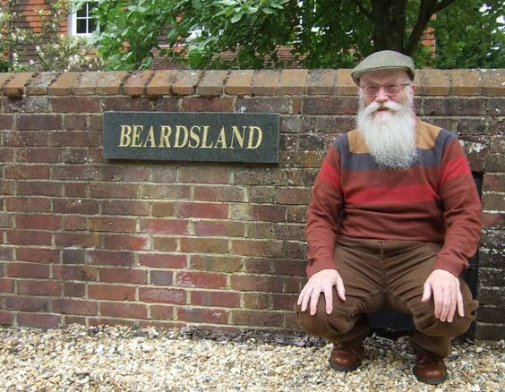 Beardsland - the land of beards.