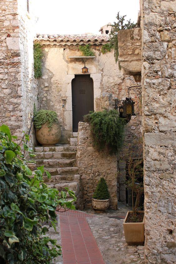 Eze, Villefranche-sur-Mer, Nice, Alpes-Maritimes, Provence-Alpes-Côte d'Azur, France