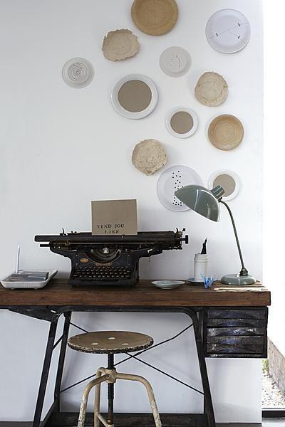 paper plates DIY