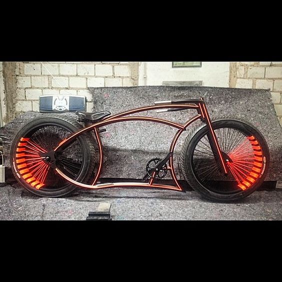 Custom bike business plan