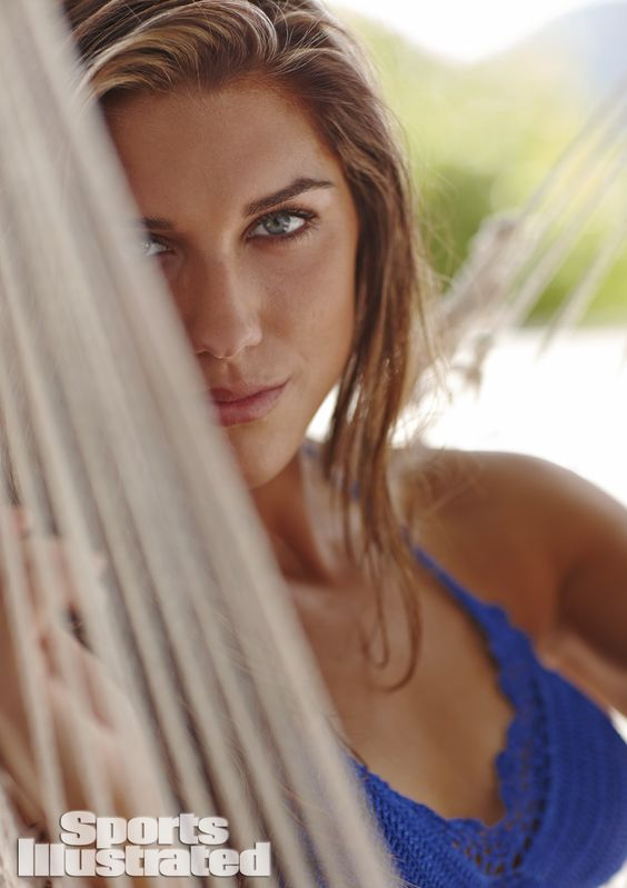 Alex Morgan Swimsuit Photos - Sports Illustrated Swimsuit 2014 - SI.com Photographed by Adam Franzino in Guana Island